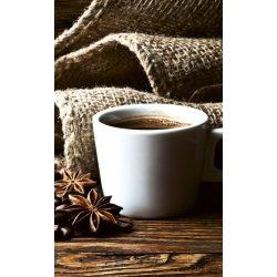 CUP OF COFFEE fotótapéta, poszter, vlies alapanyag, 150x250 cm
