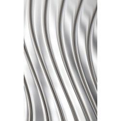 METAL STRIPS fotótapéta, poszter, vlies alapanyag, 150x250 cm