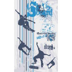 SKATE fotótapéta, poszter, vlies alapanyag, 150x250 cm