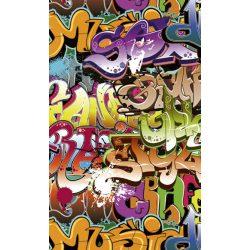 GRAFFITI ART fotótapéta, poszter, vlies alapanyag, 150x250 cm