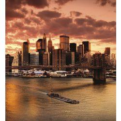 NEW YORK fotótapéta, poszter, vlies alapanyag, 225x250 cm