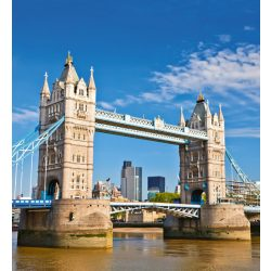 TOWER BRIDGE fotótapéta, poszter, vlies alapanyag, 225x250 cm