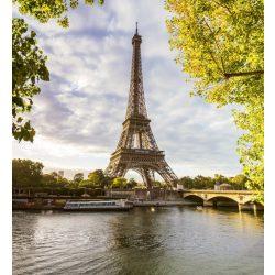SIENE IN PARIS fotótapéta, poszter, vlies alapanyag, 225x250 cm