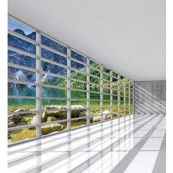 EMPTY INTERIOR fotótapéta, poszter, vlies alapanyag, 225x250 cm