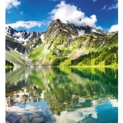 LAKE fotótapéta, poszter, vlies alapanyag, 225x250 cm