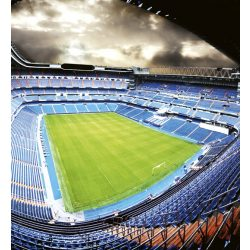 FOOTBALL STADIUM fotótapéta, poszter, vlies alapanyag, 225x250 cm