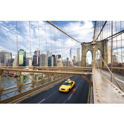 NEW YORK CITY fotótapéta, poszter, vlies alapanyag, 375x250 cm