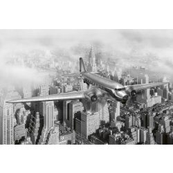 AIRPLANE fotótapéta, poszter, vlies alapanyag, 375x250 cm