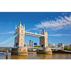 TOWER BRIDGE fotótapéta, poszter, vlies alapanyag, 375x250 cm