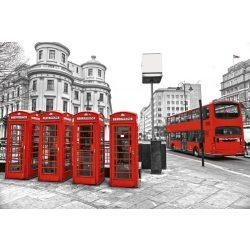 LONDON fotótapéta, poszter, vlies alapanyag, 375x250 cm