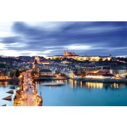 PRAGUE fotótapéta, poszter, vlies alapanyag, 375x250 cm