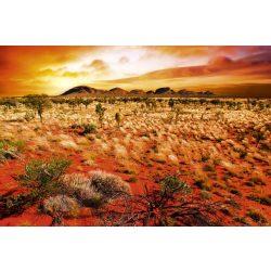 AUSTRALIAN LANDSCAPE fotótapéta, poszter, vlies alapanyag, 375x250 cm