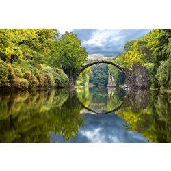 ARCH BRIDGE fotótapéta, poszter, vlies alapanyag, 375x250 cm