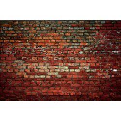 BRICK WALL fotótapéta, poszter, vlies alapanyag, 375x250 cm