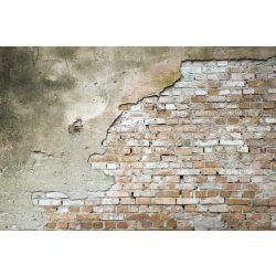 GRUNGE WALL fotótapéta, poszter, vlies alapanyag, 375x250 cm