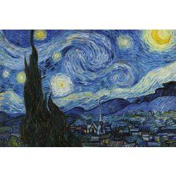 STARRY NIGHT fotótapéta, poszter, vlies alapanyag, 375x250 cm