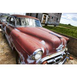 VETERAN CAR fotótapéta, poszter, vlies alapanyag, 375x250 cm