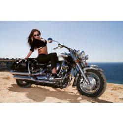 MOTORCYCLE fotótapéta, poszter, vlies alapanyag, 375x250 cm