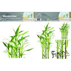 Bambusz matrica üvegre