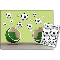 Soccer Ball öntapadós matrica