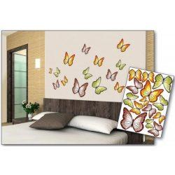 Butterflies öntapadós matrica