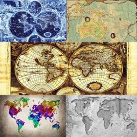 Világ térképei