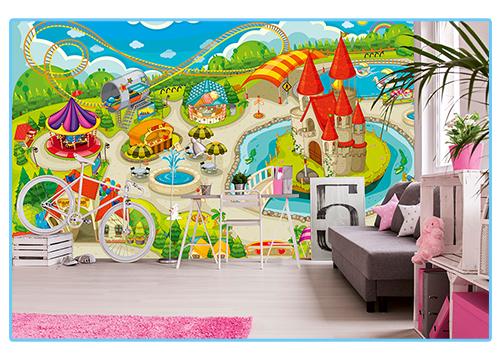 Milyen egy ötletes gyerekszoba fali dekor?