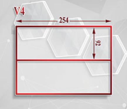 V4 méret