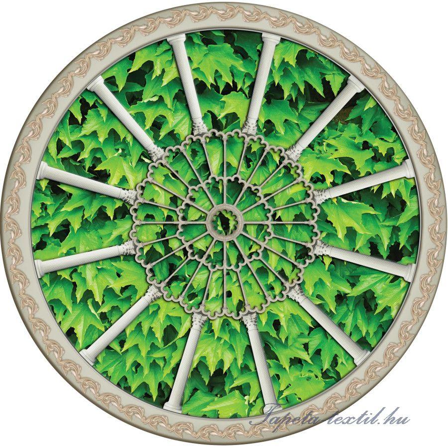 Ivy vlies poszter, fotótapéta 915VEZ1 /208x208 cm/