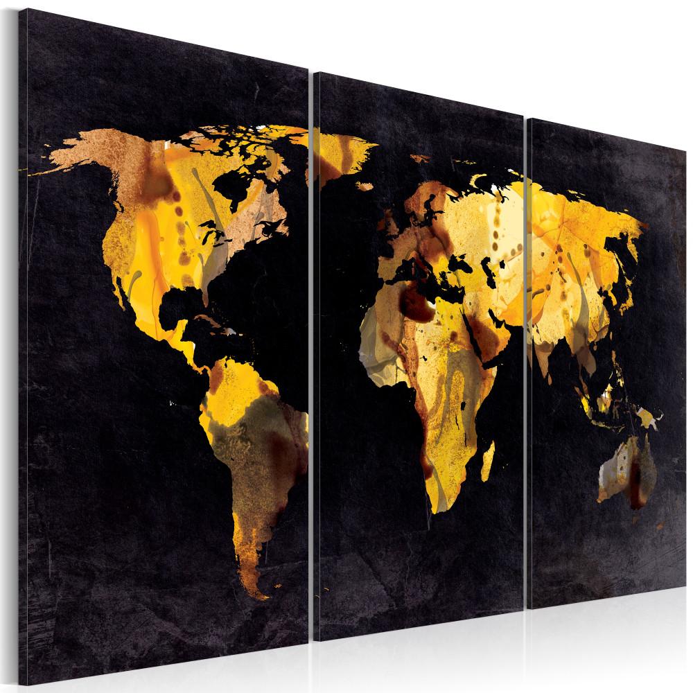 Kép - Ha a világ volt a sivatagban ... - Triptych
