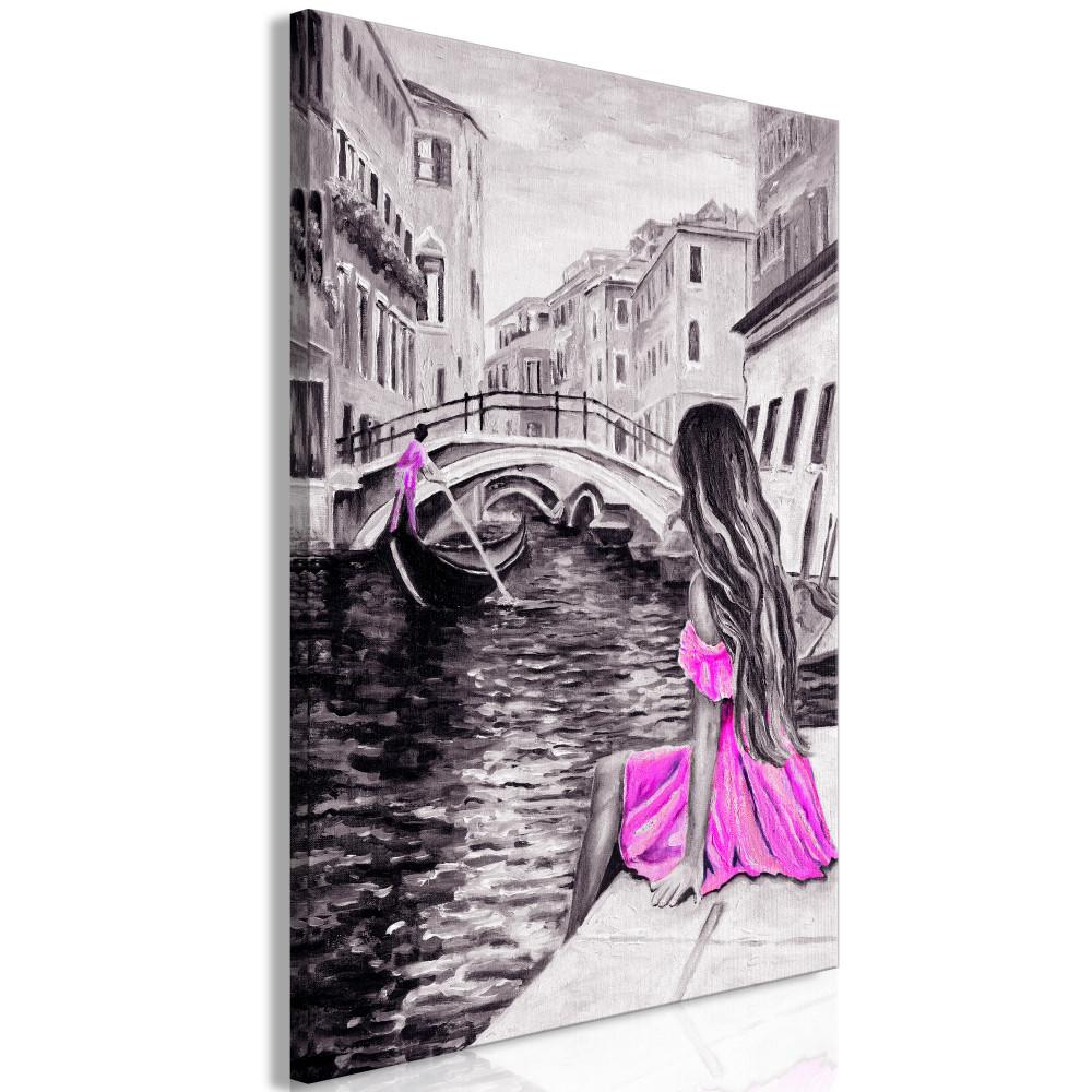 Kép - Far Dreams (1 Part) Vertical Pink