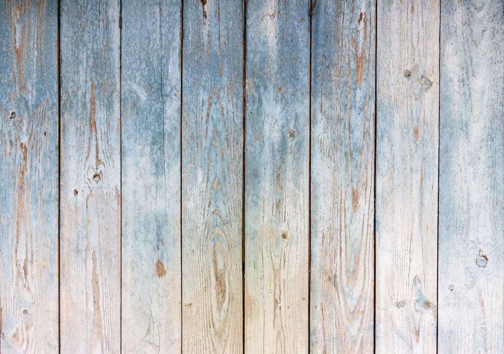 Kék fapalánk poszter, fotótapéta (256 x 184 cm)