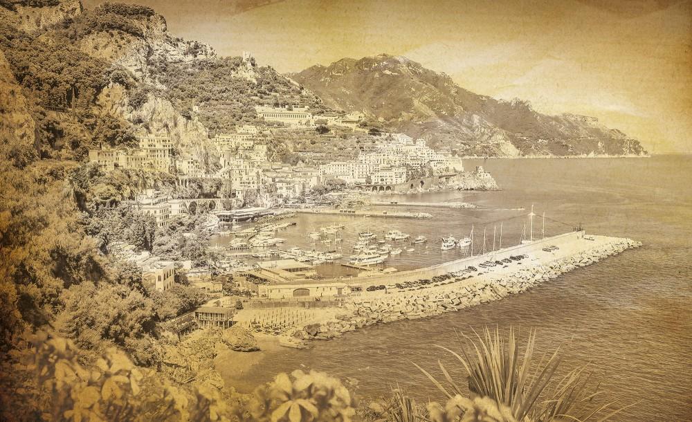 Tengerparti anzix poszter, fotótapéta 10864 több méretben, alapanyagban