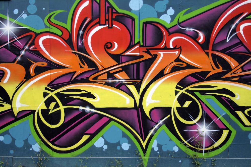 Graffiti 140 több méretben, alapanyagban