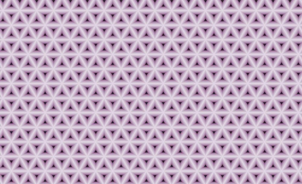 Háromszögek minta 1834 több méretben, alapanyagban