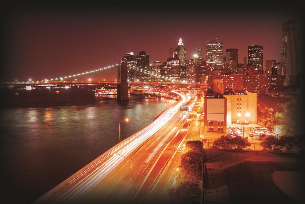 Brooklyn Bridge 206 több méretben, alapanyagban
