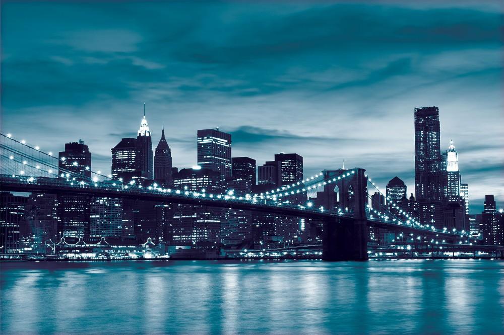 Brooklyn Bridge 229 több méretben, alapanyagban