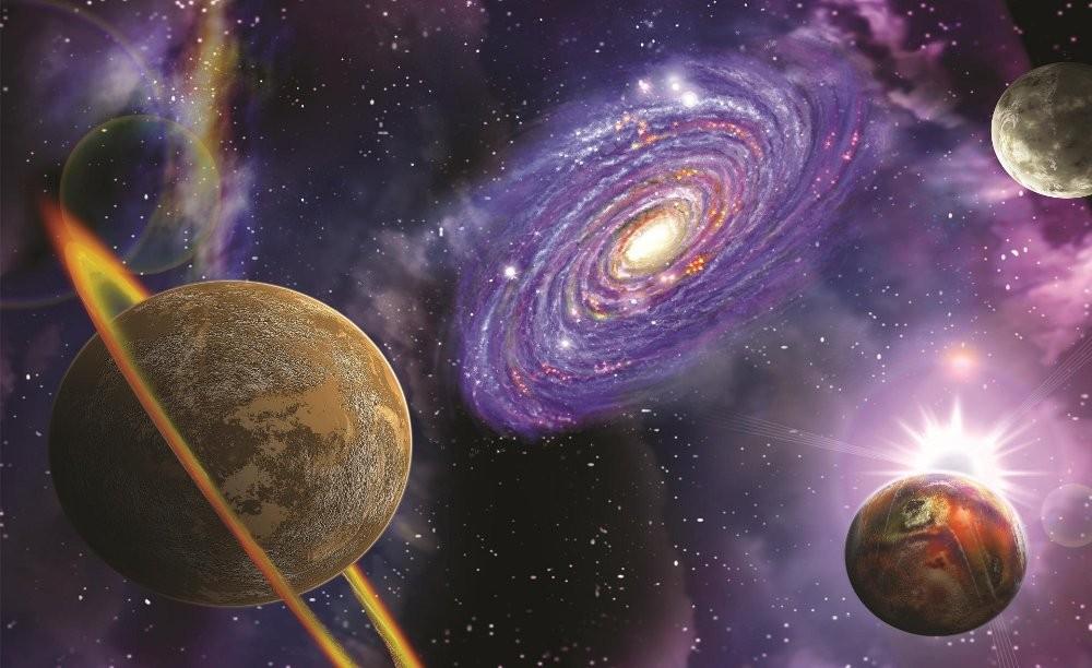 Univerzum 309 fotótapéta több méretben, alapanyagban
